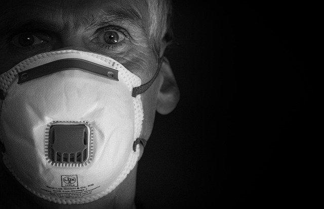 Otem-Schutzmaske noweisbar gesondheetsschiedlech, an elo?