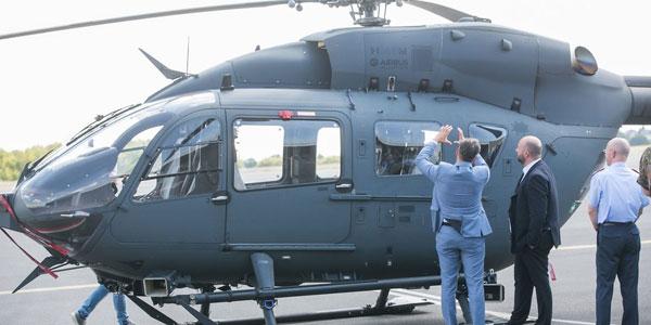 Wéi vill nei Helikoptere fir d'Arméi?