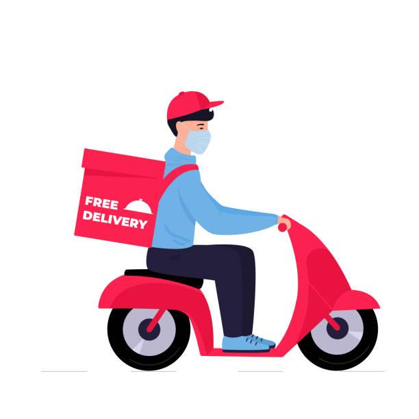 """""""Home-Delivery"""": Deloyal Konkurrenz vun enger Liwwer-Firma?"""
