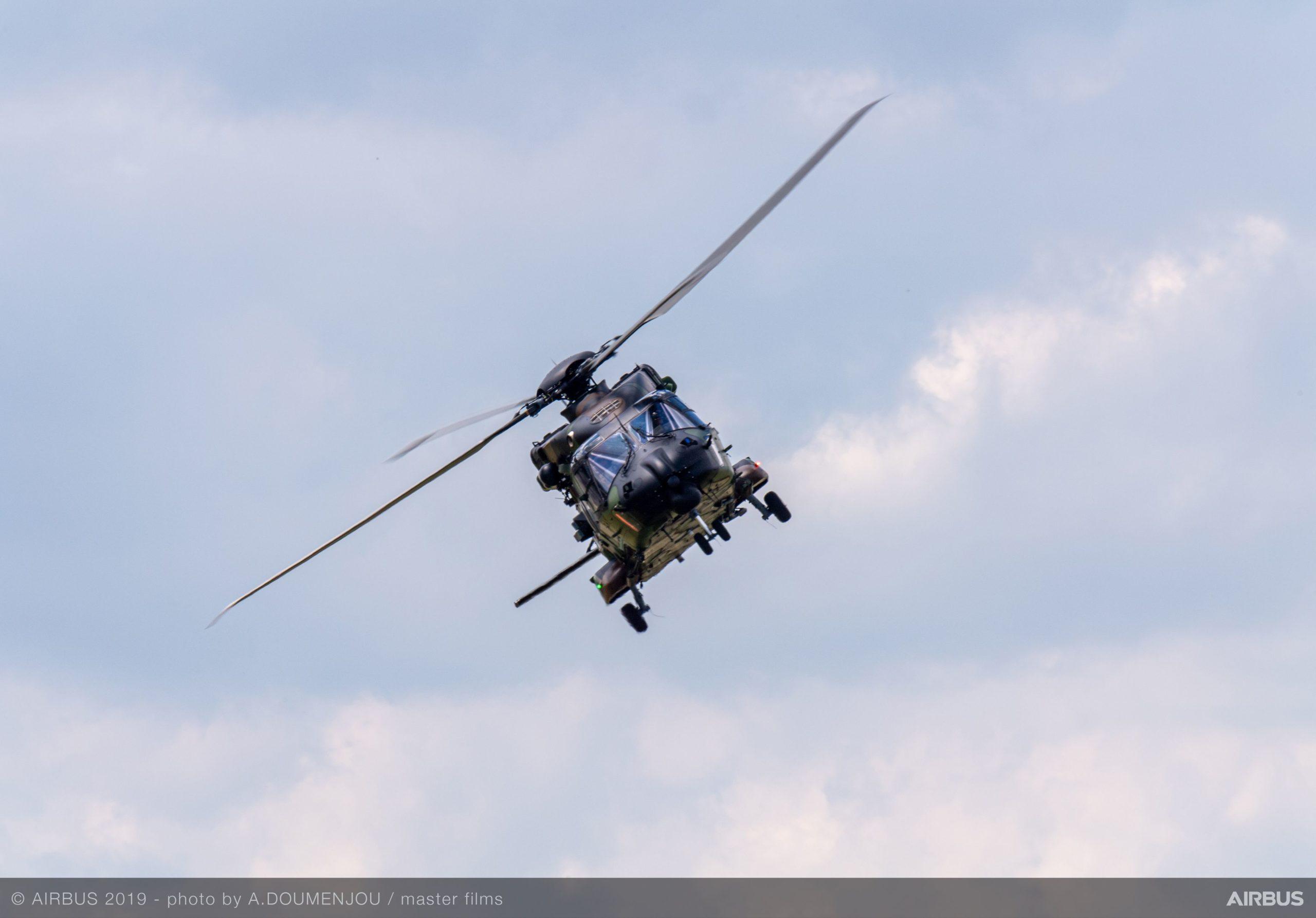 Dräi Helikopteren zevill?