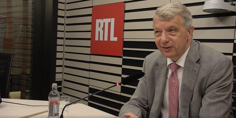 De Fernand Kartheiser war Invité vun der RTL-Redaktioun!