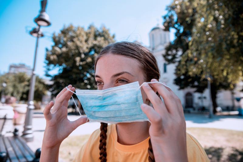 Vermummungsverbuet oder Maskeflicht:Wat gëllt?