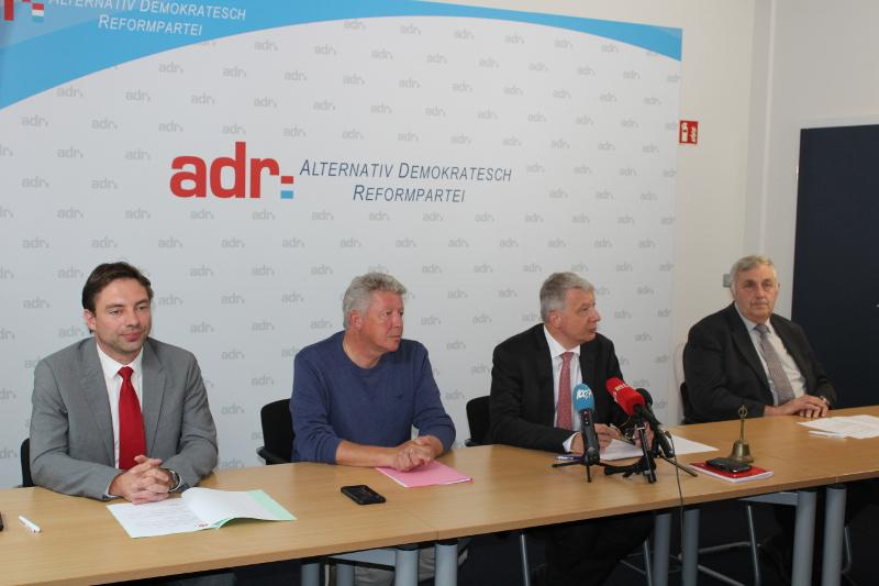 Pressekonferenz Parlamentaresch Rentrée