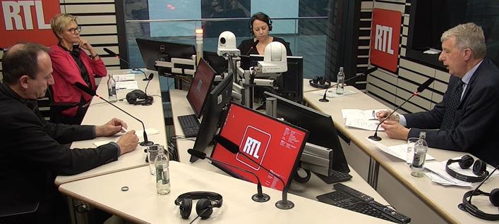 """Geeenten Oppositioun am """"Background"""" vun RTL"""