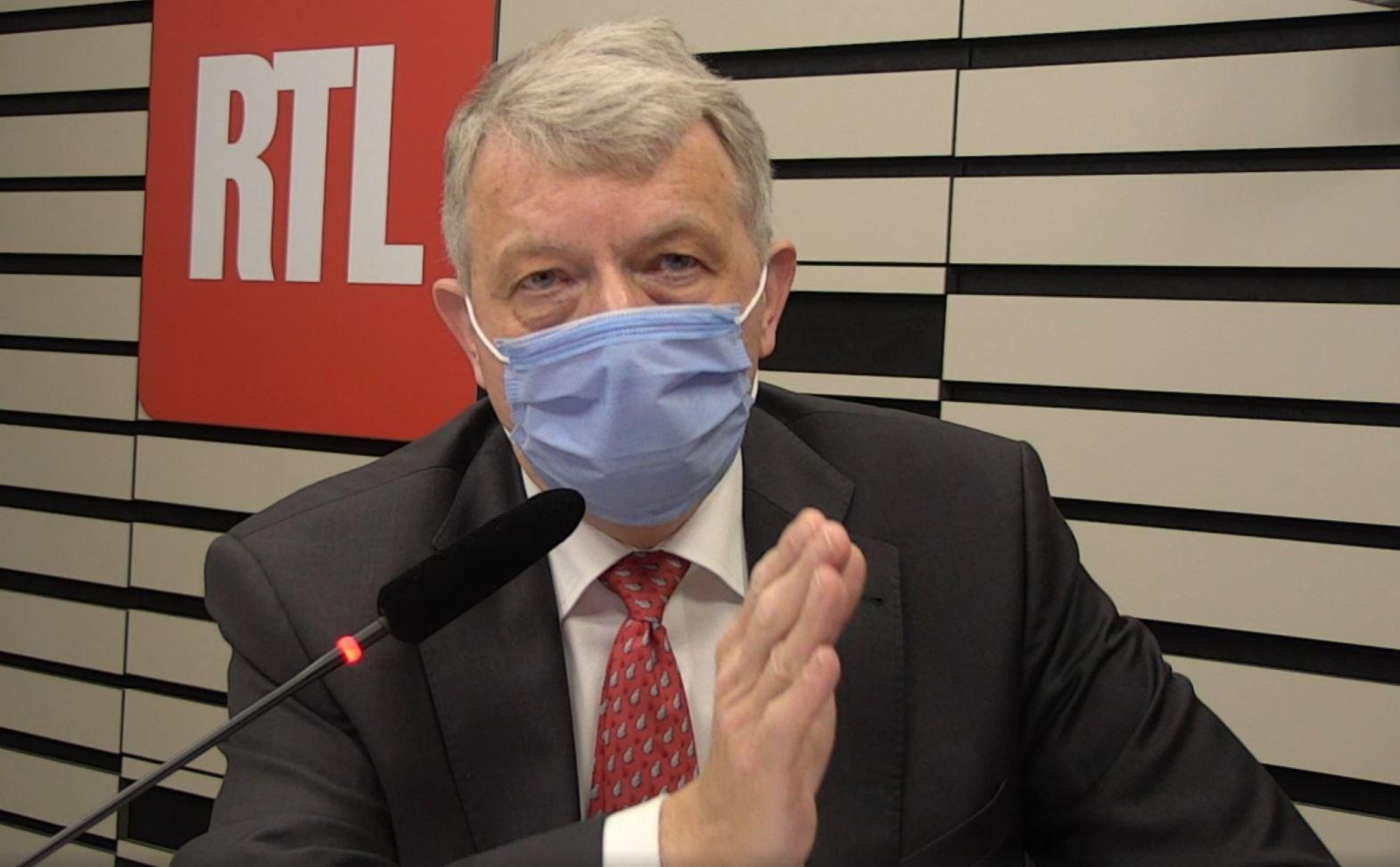 De Fernand Kartheiser war Moies-Invité op RTL