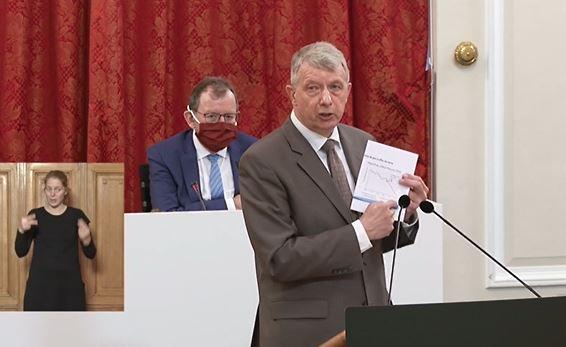 Budget 2021: Äddi Wuelstand!