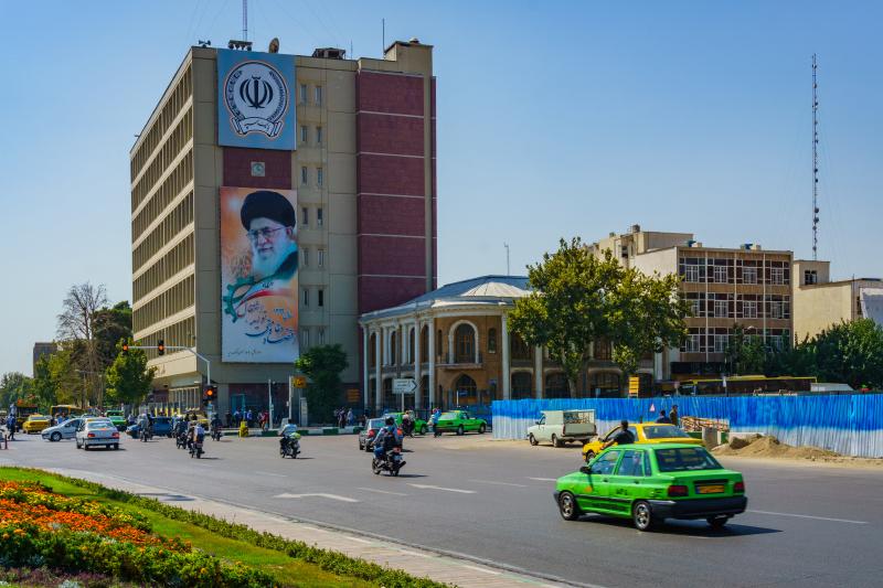 Wat geschitt mam iranesch-schwedeschen Gefaangene vun Teheran?