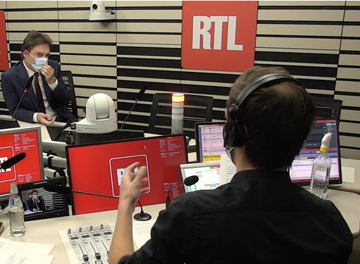 Fred Keup op RTL: nach eemol Asti/Zuccoli