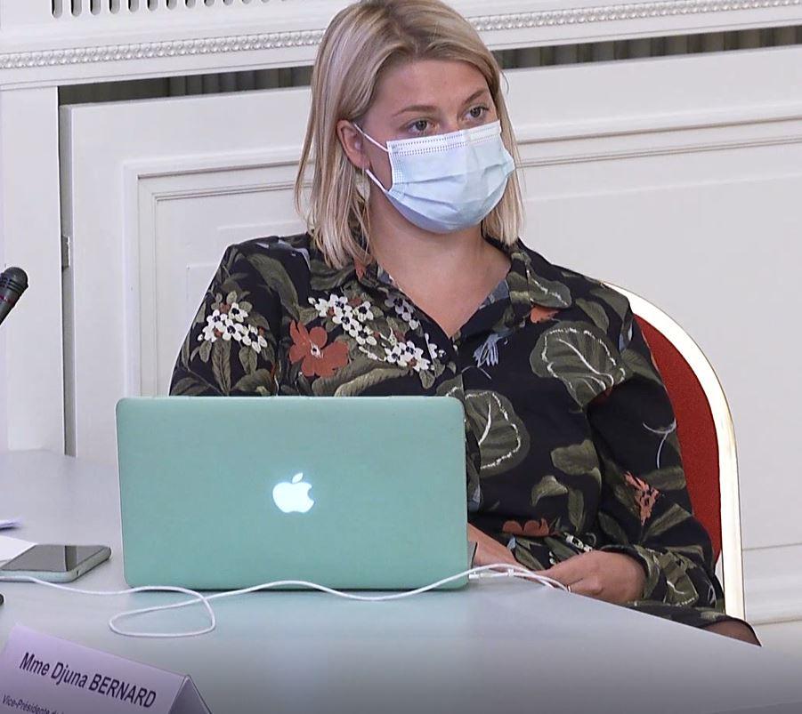 Konventioun Staat-RTL: Djuna Bernard falsch Kandidatin!