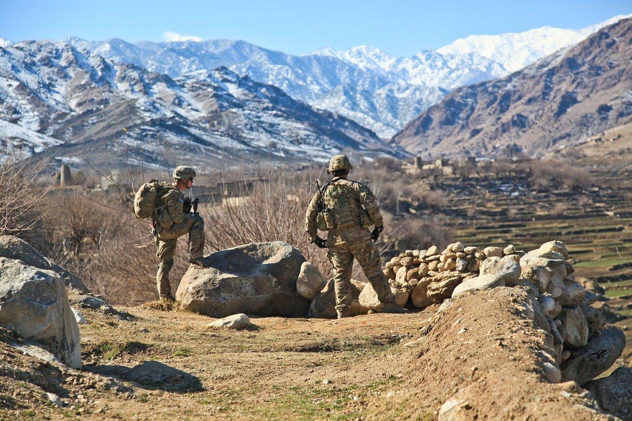 Truppenofzuch aus dem Afghanistan