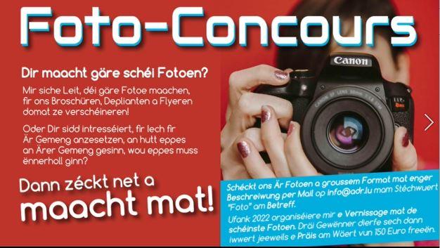 Foto-Concours: Maacht mat!