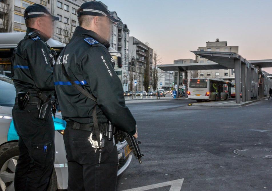 Police an IGP: Wou dréckt de Schong?